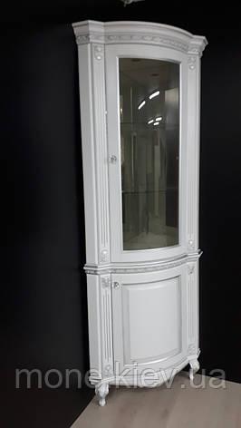"""Угловая витрина для гостиной """"Платина-М"""", фото 2"""