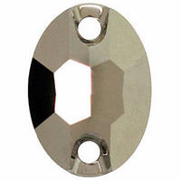 Стразы Swarovski пришивные 3210 Crystal Metallic Light Gold