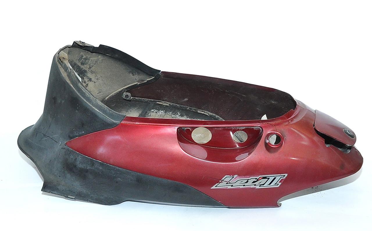 Боковой пластик Suzuki LetsII New