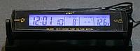 АВТОМУЛЬТИМЕТР: Часы / термометр / вольтметр (цифровой дисплей) - VST-7013V