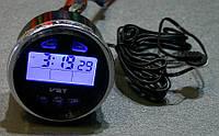 АВТОМУЛЬТИМЕТР: Часы / термометр / вольтметр (цифровой дисплей) - VST-7042V