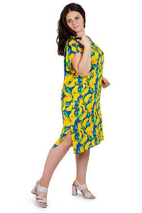 Женское летнее платье 055-2, фото 2