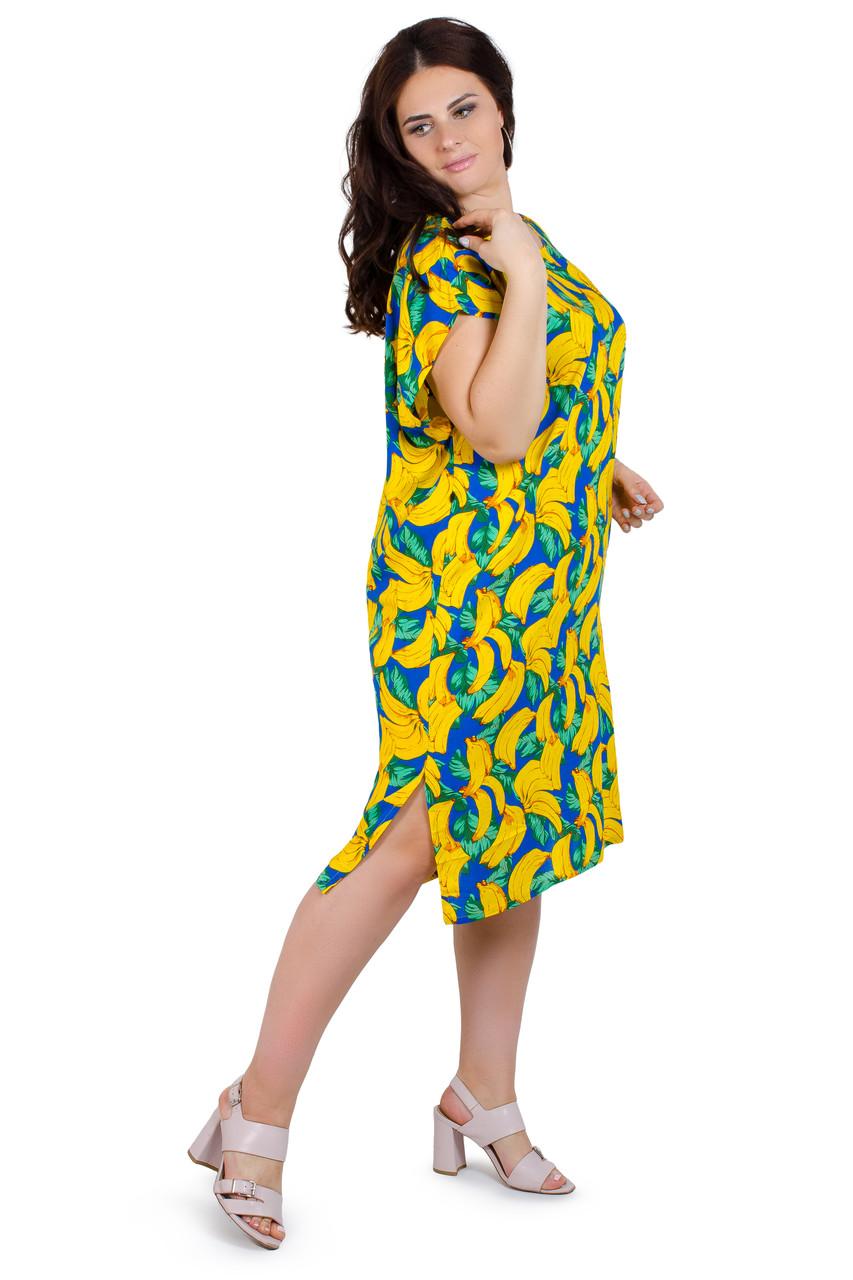 Женское летнее платье 055-2