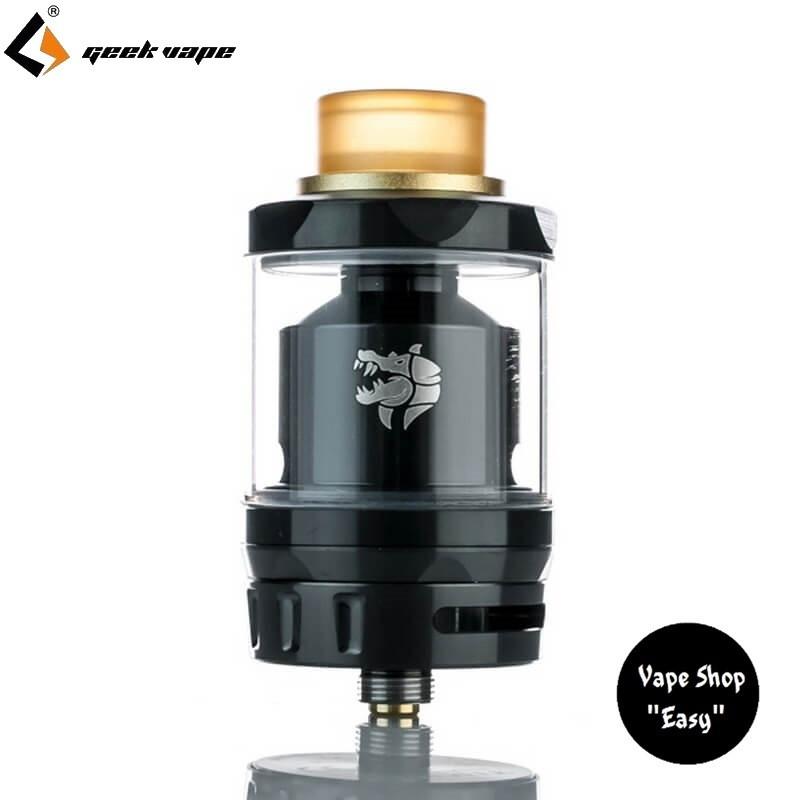 Geekvape Ammit Dual RTA – 3/6 ml Black Оригинал Атомайзер Бак.