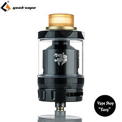 Атомайзер Geekvape Ammit Dual RTA – 3/6 ml Black Оригинал.