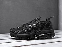 Мужские кроссовки Nike Air VaporMax Plus Black (реплика) 44