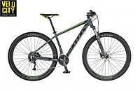 Велосипед SCOTT ASPECT 740 (2018) серо/зелёный , фото 1