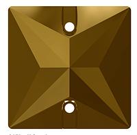 Кристаллы Сваровски пришивные 3240 Crystal Dorado