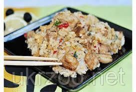 Рис с мясом свинины 250 г