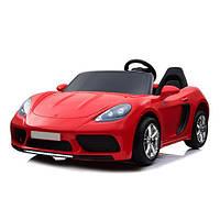 Детский электромобиль M 4055ALS-3 красный крашеный