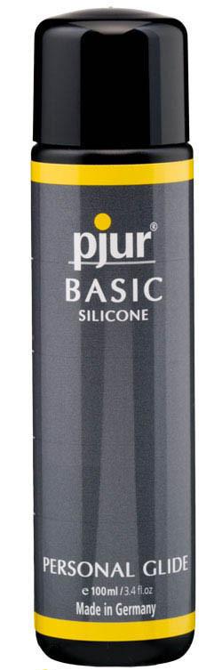 Лубрикант на силиконовой основе pjur Basic, 100 мл