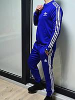 Мужской спортивный костюм adidas (реплика) Весна 2019