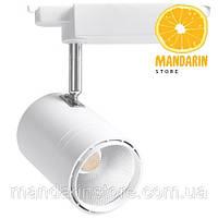 Трековый светодиодный светильник Feron AL104 50w (белый)