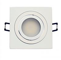 Врезной поворотный светильник Feron DL6120 (белый), фото 1