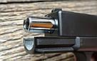 Дитяча іграшка Пістолет Глок Glok Металевий, фото 2