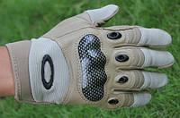 Перчатки кастет Oakley Factory Pilot Glove - Тактические (Полнопальцевые).