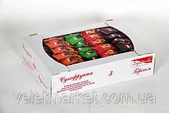 Конфеты Ассорти сухофрукты микс 4 чернослив курага персик финик 1.5 кг