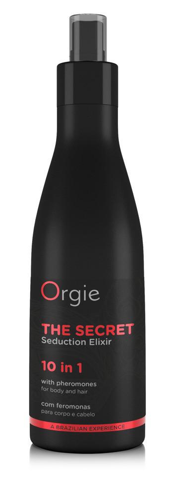 Спрей для волос и тела с феромонами и афродизиаками THE SECRET 10 в 1 Orgie