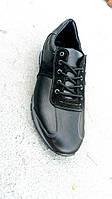 Мужские кожаные кроссовки большие размеры 46-49 р-р, фото 1