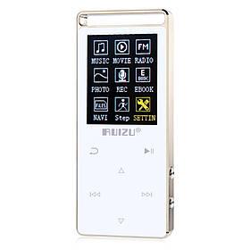 MP3 Плеер RuiZu D01 16Gb Original Белый