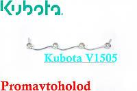 Трубка обратки Kubota v1505 // 16271-42502 ℗