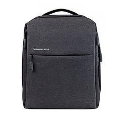 Рюкзак для ноутбука Xiaomi 15.6'' темно-серый