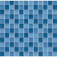 Мозаика Микс прозрачное стекло CMmix 02