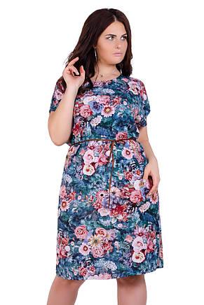 Женское летнее платье 055-9, фото 2