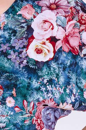 Женское летнее платье 055-9, фото 3