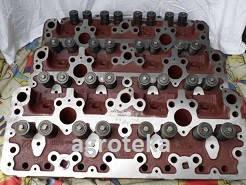 Головка блока цилиндров СМД-14