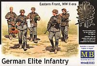 1:35 Немецкая элитная пехота, Master Box 3583;[UA]:1:35 Немецкая элитная пехота, Master Box 3583
