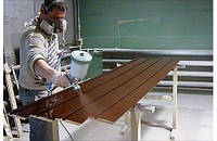 Профессиональная покраска дерева, покраска мдф, покраска металоконструкций