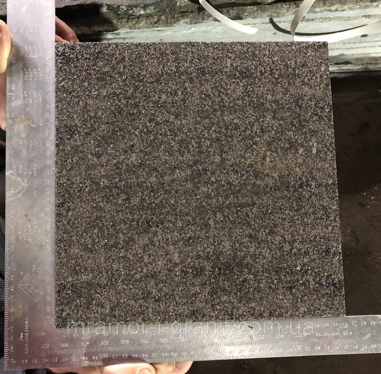 Плитка габбро термо 30х30х3 см, фото 1