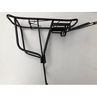 Багажник для велосипеда 24 -29 дюйм с регулировкой , металлический, ВБ 901
