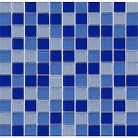 VIVACER Мозаика Микс прозрачное стекло MixC 03