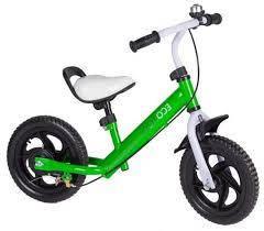 Детские беговелы Eco Toys с тормозом.