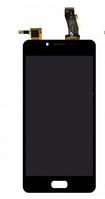 Дисплей (экран) для Meizu U10 мейзу + тачскрин, цвет черный