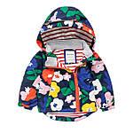 Куртка для девочки Цветы Meanbear (98/104)