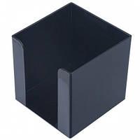 Подставка под бумагу для заметок, черная