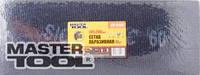 MasterTool Сетка абразивная зерно 40 107*280 мм, 10 шт MasterTool 08-0404