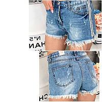 Шорты джинсовые , фото 1
