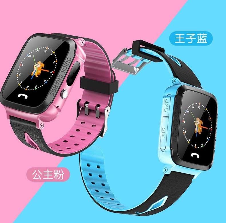 Детские Смарт часы с GPS V5F (Smart Watch) Умные часы