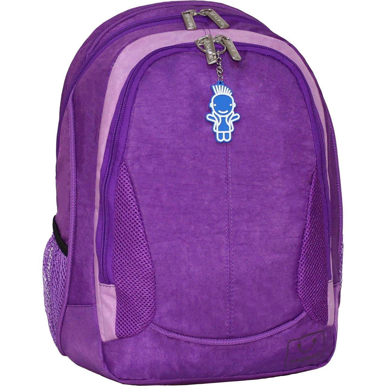 Украина Рюкзак Bagland Странник 17 л. 339 фиолетовый/бузковый (0058470)