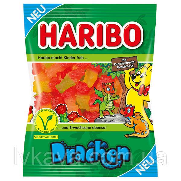 Желейные конфеты Haribo Drachen, 175 гр