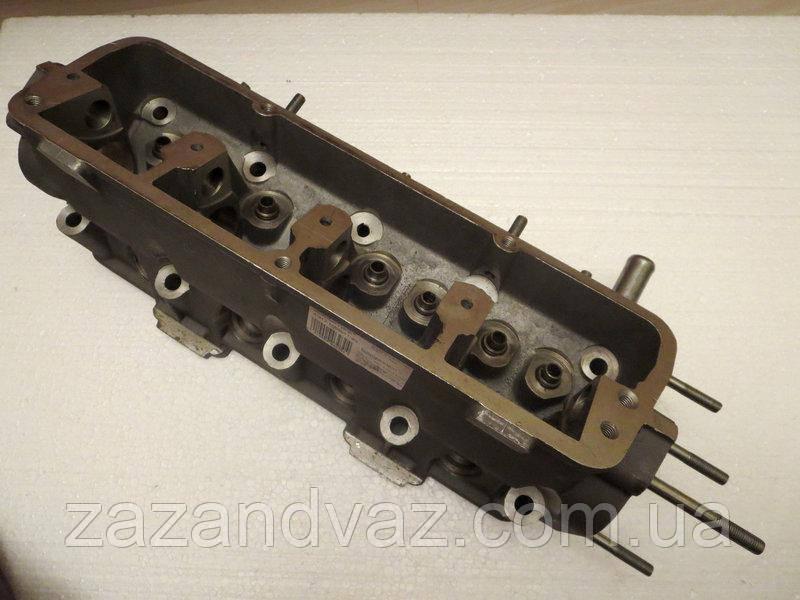Головка блока цилиндров голая Сенс Sens карбюраторная со шпильками ЗАЗ А-245-1003011