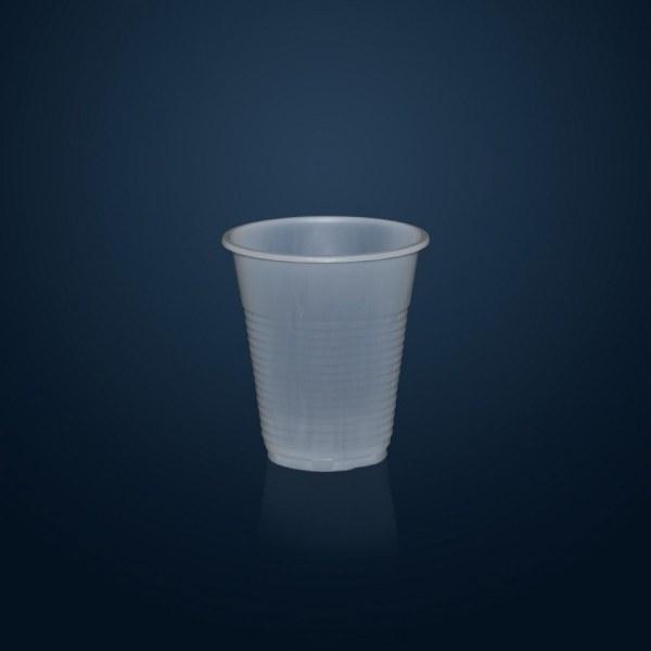 Стакан пластиковый пищевой стопка 100 мл