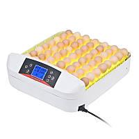 Инкубатор автоматический HHD 56s LED со встроенным овоскопом