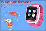 Детские Смарт часы с GPS K18 pink (Smart Watch) Умные часы, фото 3