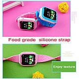 Детские Смарт часы с GPS K18 pink (Smart Watch) Умные часы, фото 2