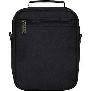 Украина Мужская сумка Bagland Mr.Jack 7 л. Чёрный (0026666), фото 2